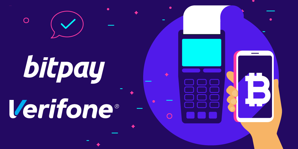 BitPay And Verifone Partner For Cryptocurrency In-Store Payment Option